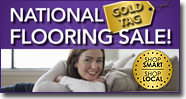 National Gold Tag Flooring Sale.  Abbey Carpet & Floor.